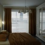 Спальня светлая В1_000003