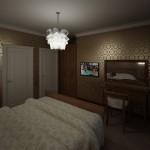 Спальня темная В1_000000