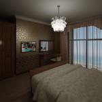 Спальня темная В1_000002