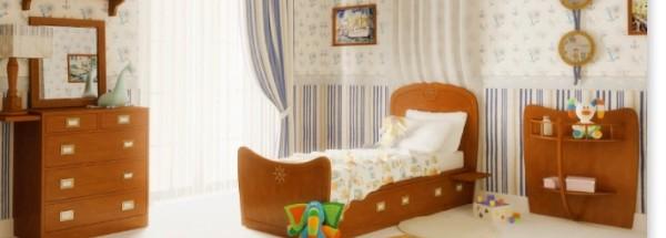 Итальянская детская комната «840 B»