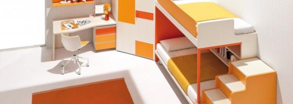 Итальянская детская кровать «Castello»