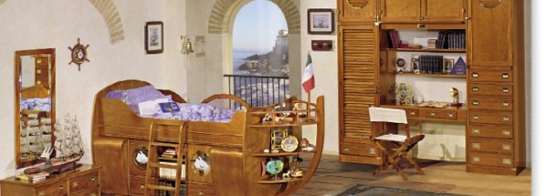 Итальянская детская комната «214»