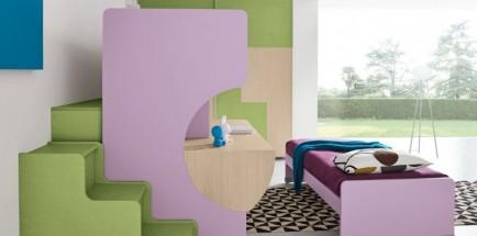 Итальянская детская комната «Chance»