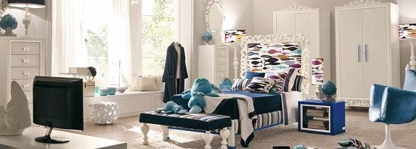 Итальянская детская комната «Moby»