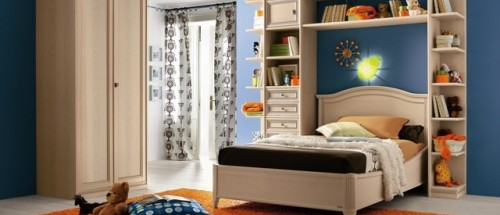 Итальянская детская комната «Nostalgia Young & Trendy»