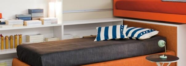 Итальянская детская кровать «Less Sommier»