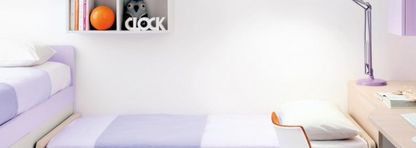 Итальянская детская кровать «Lobby Estraibile»