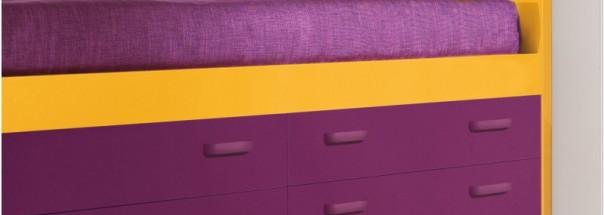 Итальянская детская кровать «Lobby Box»