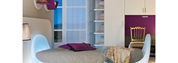 Итальянская детская кровать «Lully»