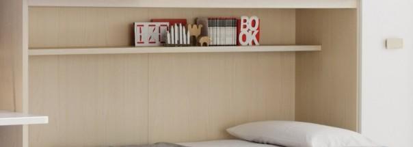 Итальянская детская кровать «Tex»
