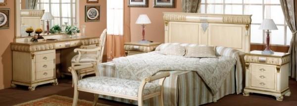 Испанская спальня «Da Vinci»