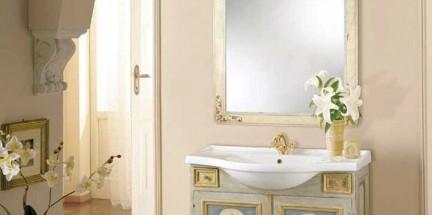 Итальянская мебель для ванной «Demetra»