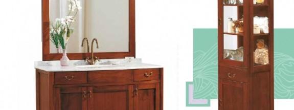 Итальянская мебель для ванной «Impero»