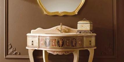 Итальянская мебель для ванной «Pelia»