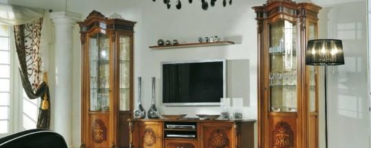 Итальянская гостиная  «Vetrinetta Barocco»