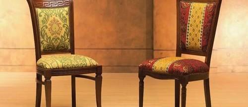Итальянский стул «Ilsa» и «Margherita»