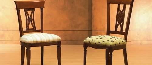 Итальянский стул «Elios» и «Margherita con arpa»