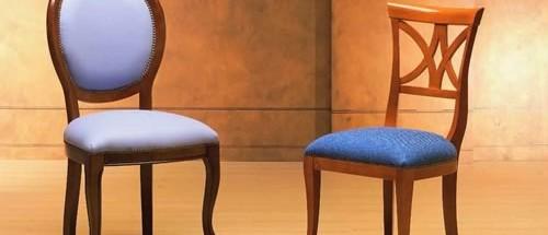 Итальянский стул «Virgo» и «Ovalona»
