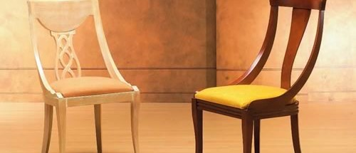 Итальянский стул «Regina» и «Toronto»