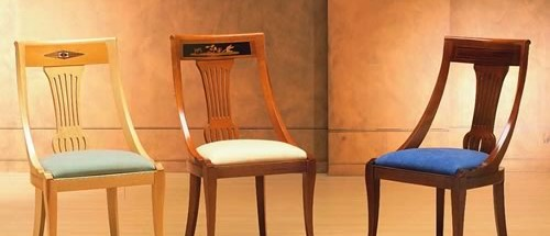 Итальянский стул «Victoria»