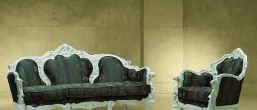 Итальянский комплект мягкой мебели «Marina»
