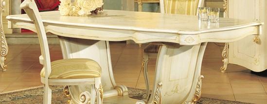 Итальянская гостиная «Barokko Loccato»