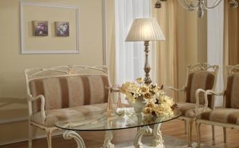Итальянская гостиная «Raffaello Laccato»