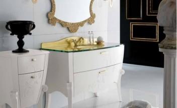 Итальянская мебель для ванной «Margot 03″