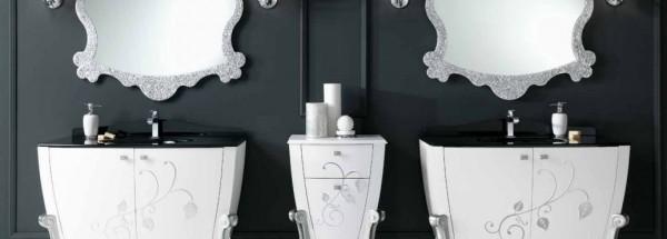 Итальянская мебель для ванной «Margot 08″