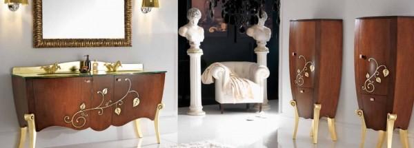 Итальянская мебель для ванной «Margot 09″