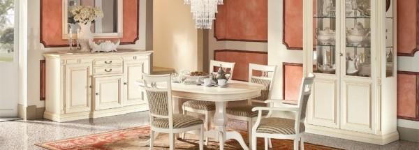 Итальянская гостиная «Nabucco Avorio»