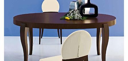 Итальянский стол и стулья «Regency»