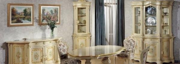 Итальянская гостиная  «Regina Bianco»
