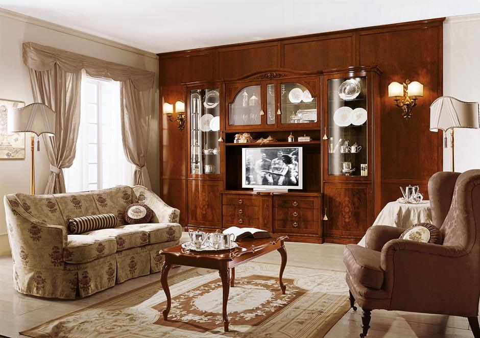 Элитные стенки для гостиной