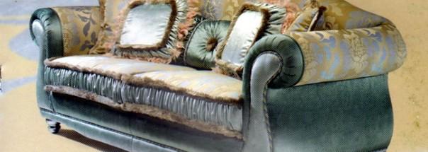 Итальянский диван «Vintage-4»
