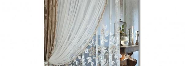 Итальянские шторы «Ninfea»