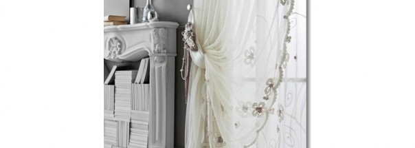 Итальянские шторы «Flora»