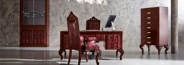 Итальянский кабинет «Minimal Baroque»
