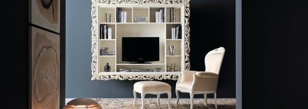 Итальянский набор для гостиной «Memorie Veneziane art 2″