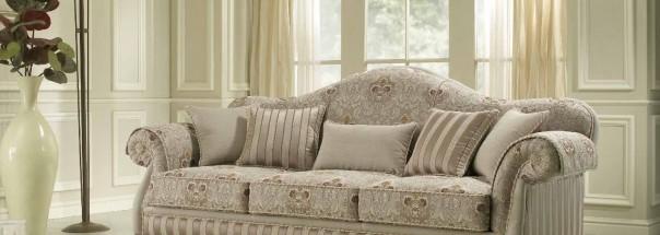 Итальянская мягкая мебель «Floriana»
