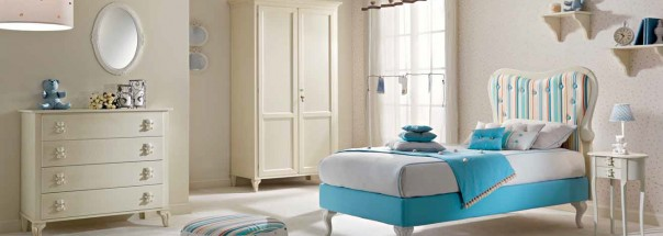 Итальянская детская спальня «Compozitione art 5″