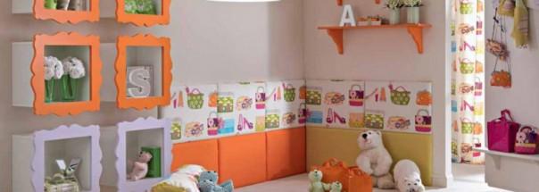 Итальянская детская спальня «Compozitione art 21″