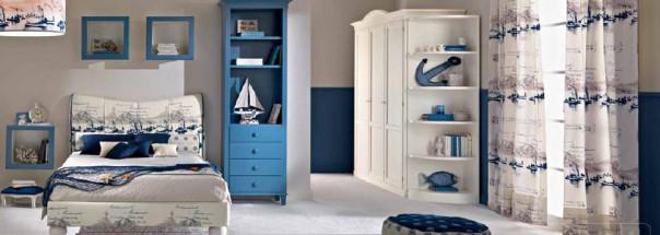 Итальянская детская спальня «Compozitione art 4″