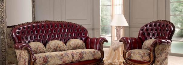 Итальянская мягкая мебель «Regina»