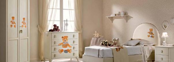 Итальянская детская спальня «Compozitione art 6″