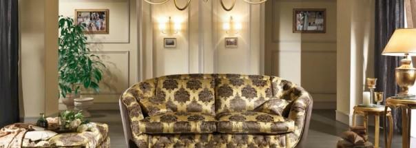 Итальянский диван «Gold»