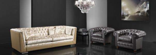 Итальянская мягкая мебель «Apollo»