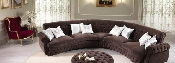 Итальянский диван «Ariel»