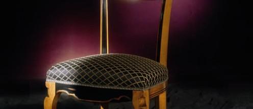 Итальянский стул «Stella del Mobile art 1″