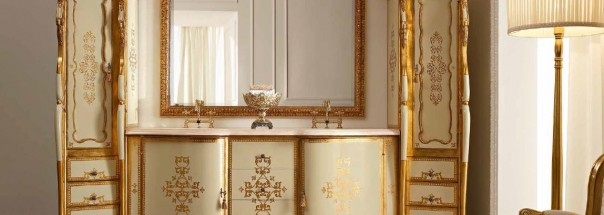 Итальянская мебель для ванных комнат «Andrea Fanfani»